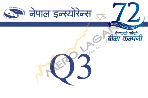 Nepal Insurance logs 2.67% growth in Net Profit