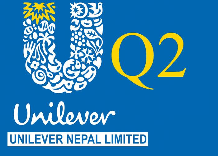 Net Profit of Unilever Declines
