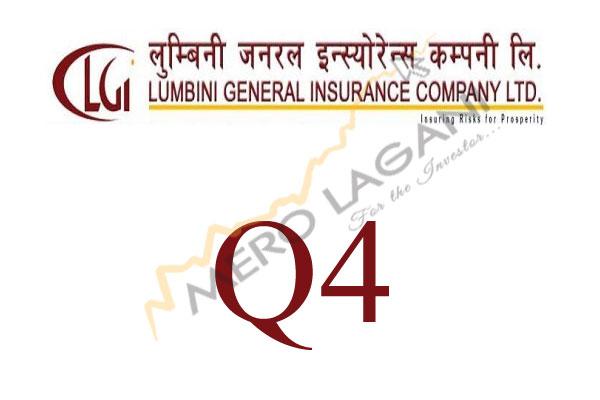 लुम्बिनी जनरल इन्स्योरेन्सको व्यवसायमा काेराेनाकाे असर, नाफा २१.४४ प्रतिशत घट्यो