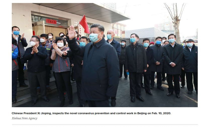 China's Xi Jinping, under fire from virus outbreak, could also face an 'economic crisis'