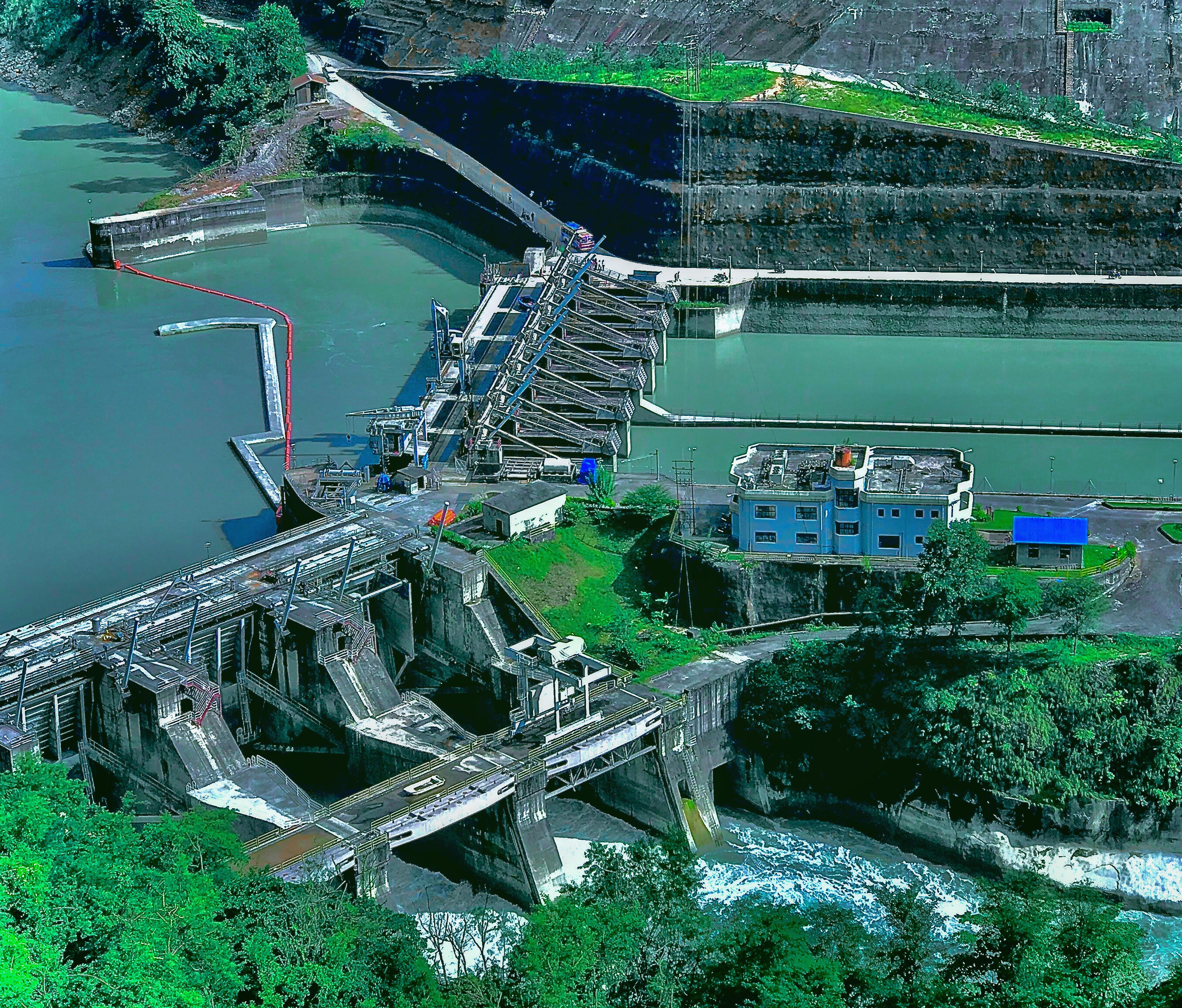 कालीगण्डकी जलविद्युत गृह तीन दिन बन्द रहने