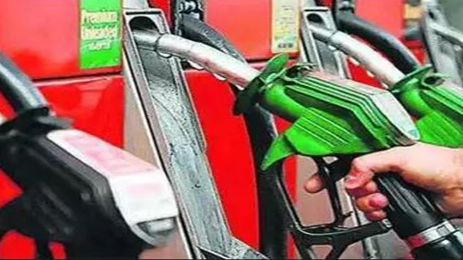 पेट्रोल, डिजेल र मट्टीतेलको मुल्य बढ्यो