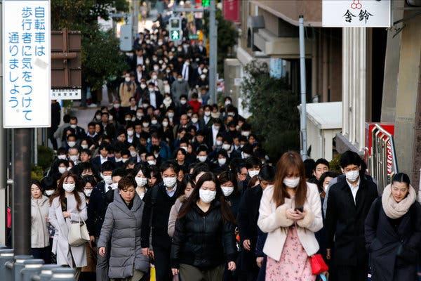 जापानमा कोरोना संकटः प्रधानमन्त्रीले ६ महिना लामो आपतकालिन अवस्था घोषणा गर्दै