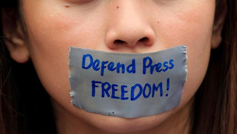 नेपालमा प्रेस स्वतन्त्रताको स्तर खस्कियो