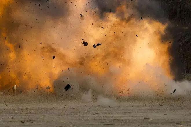 रोल्पामा बेवारिसे बम बिस्फोटमा परि चार बालबालिकाको मृत्यु