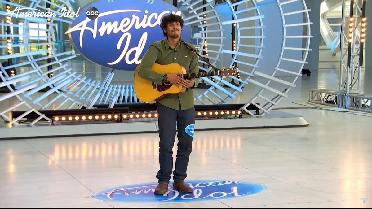 Dibesh from Nepal hits Best Seven spot in American Idol reality show