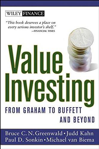 शेयर लगानीकर्ताहरुका लागि उपयोगी पुस्तक 'भ्यालु इन्भेष्टिङ्गः फ्रम ग्राहम टु बफेट एण्ड बियण्ड', भाग १