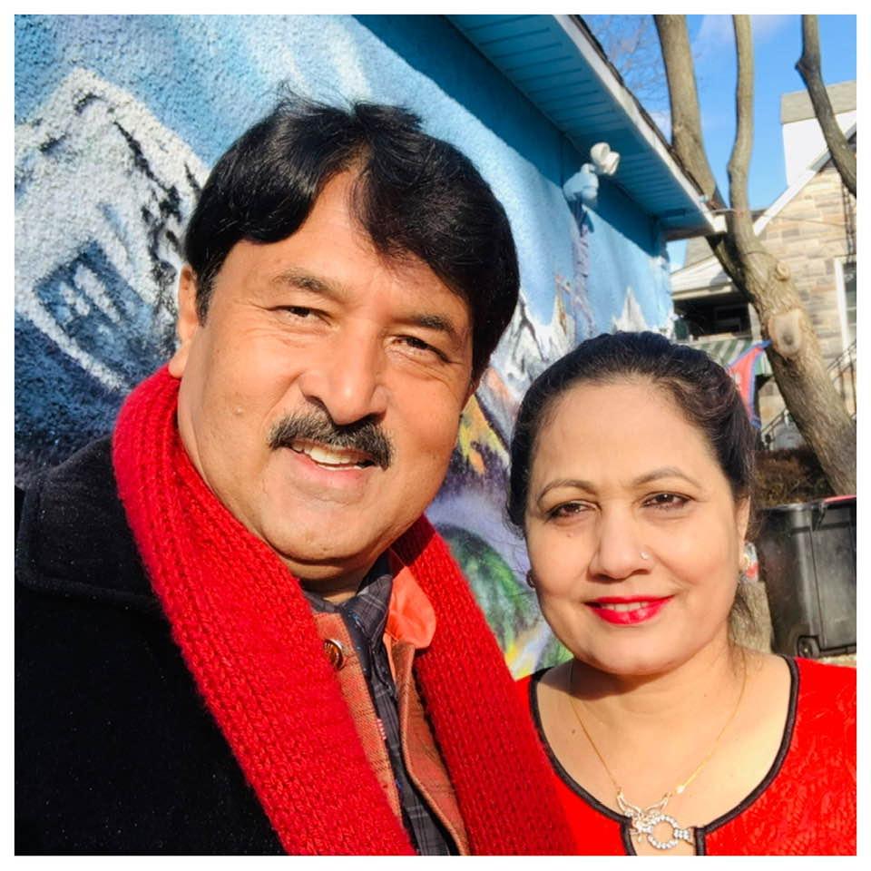 'सिमसिमे पानीमा' र 'पानको पात'का गायक प्रेम राजा महत र उनकी श्रीमतीमा कारोना संक्रमणको पुष्टि