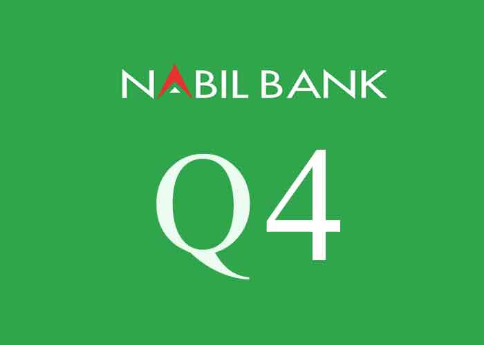 Net Profit of Nabil Bank declines