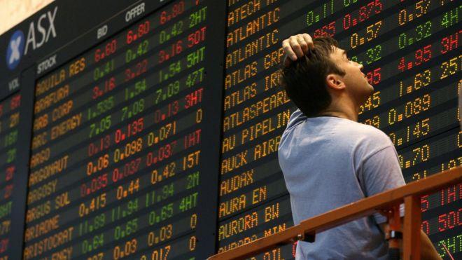कोरोना संक्रमणको बढ्दो मामलाका बीच एशियाली शेयर बजारमा गिरावट जारी