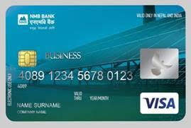 एनएमबी बैंकको वित्तीय क्षेत्रमै पहिलो एनएमबी भिसा कर्पोरेट क्रेडिट