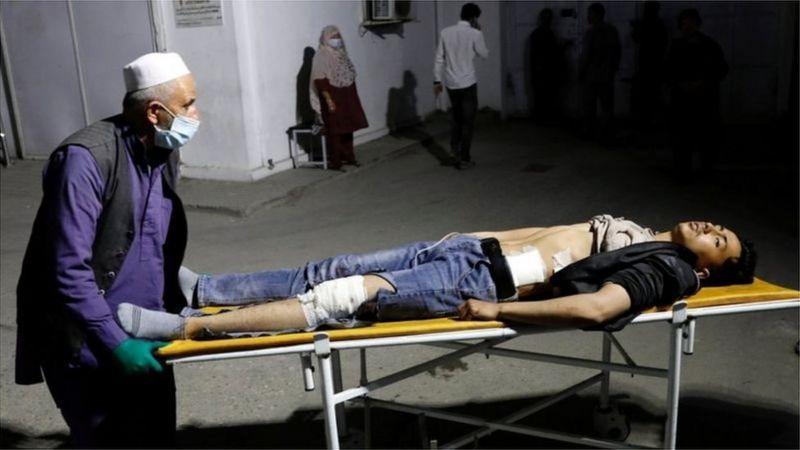 अफगानिस्तानको एक शैक्षिक संस्थामा आत्मघाती आक्रमण, कम्तीमा १८ जनाको मृत्यु
