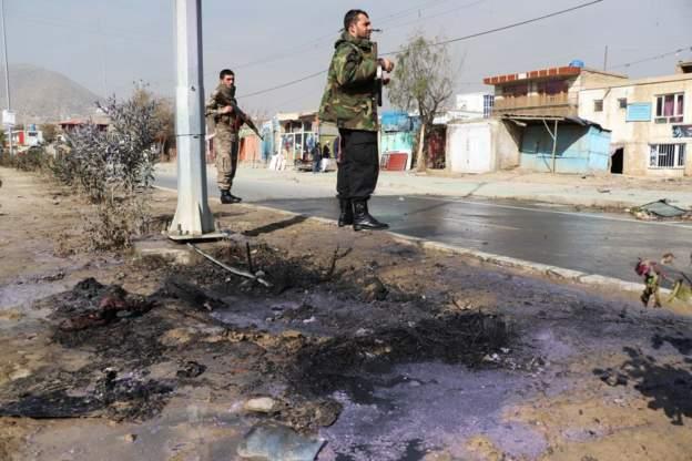 अफगानिस्तानकाे सैन्य अड्डामा आत्मघाती बम विष्फोट, ३४ जनाको मृत्यु, कयौँ घाइते
