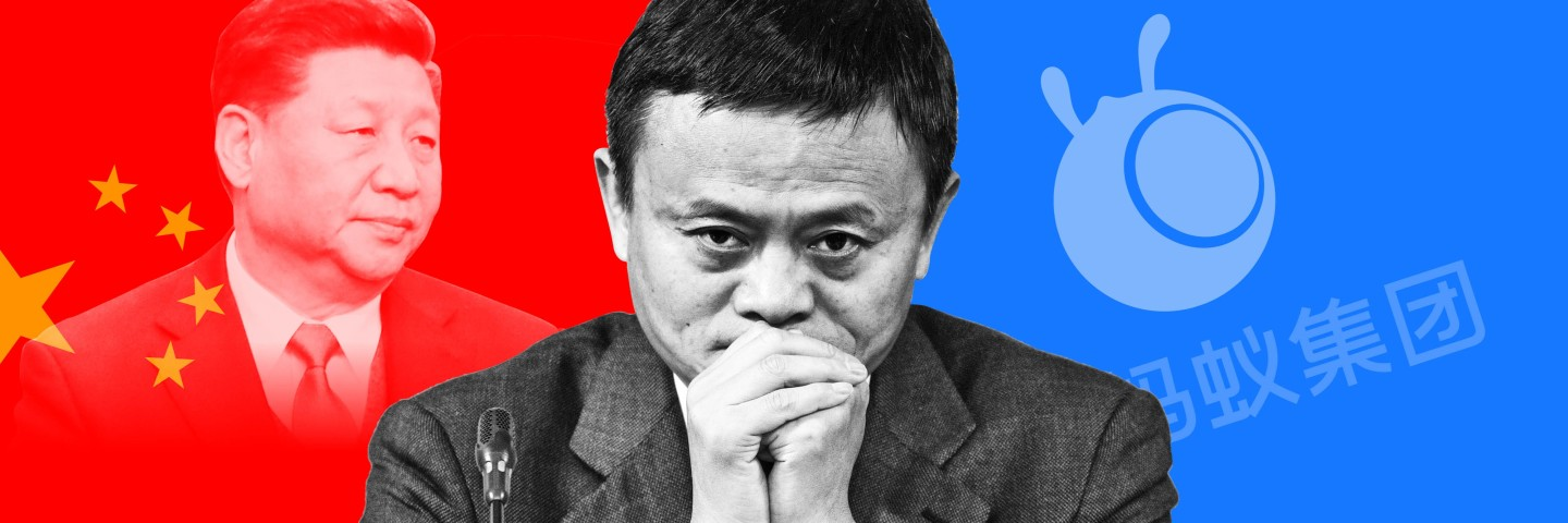 Jack Ma vs Xi Jinping: the future of private business in China