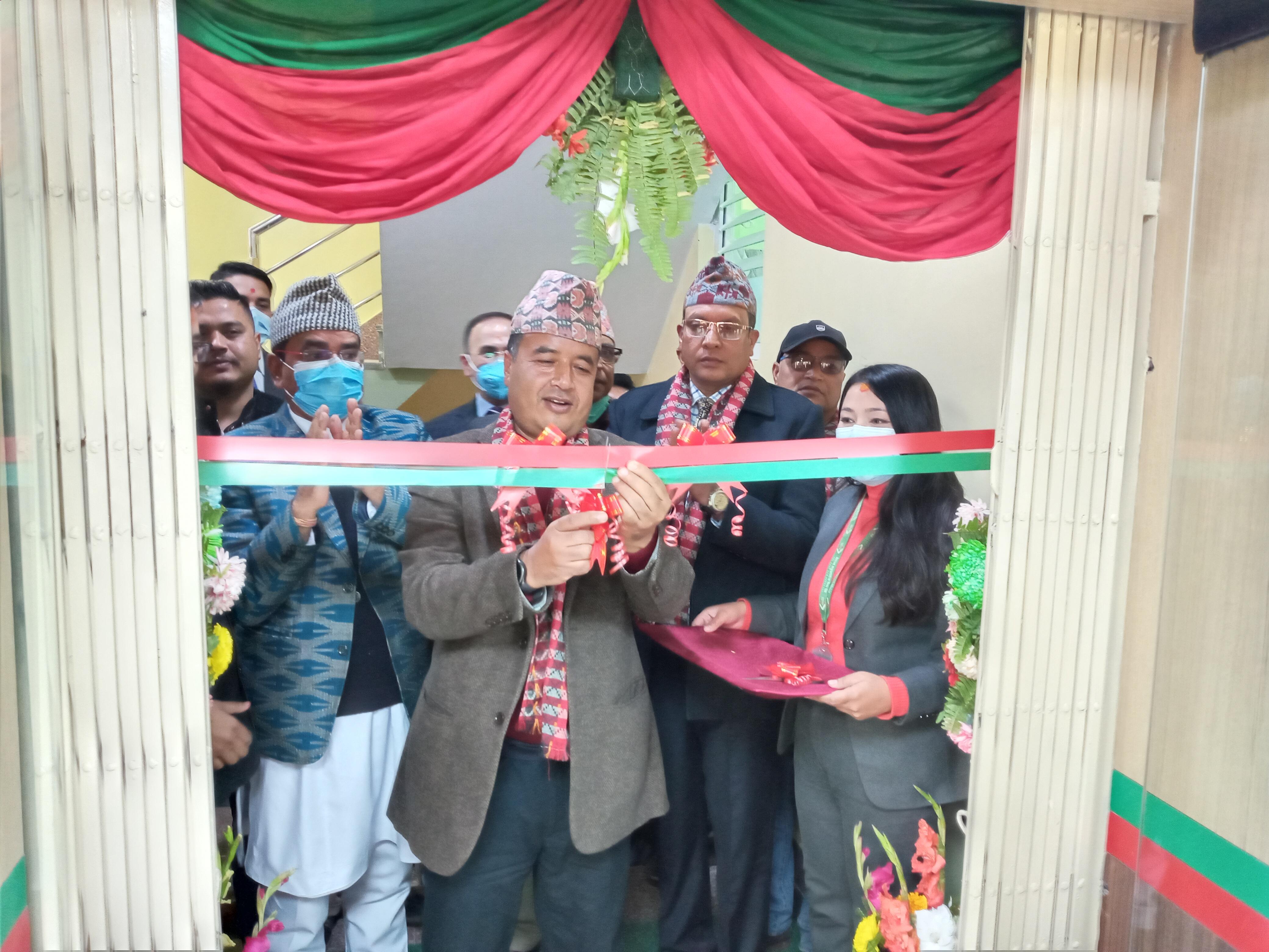 नेपाल बङ्गलादेश बैंकको ९९ औं शाखा भक्तपुर सिरुटारमा