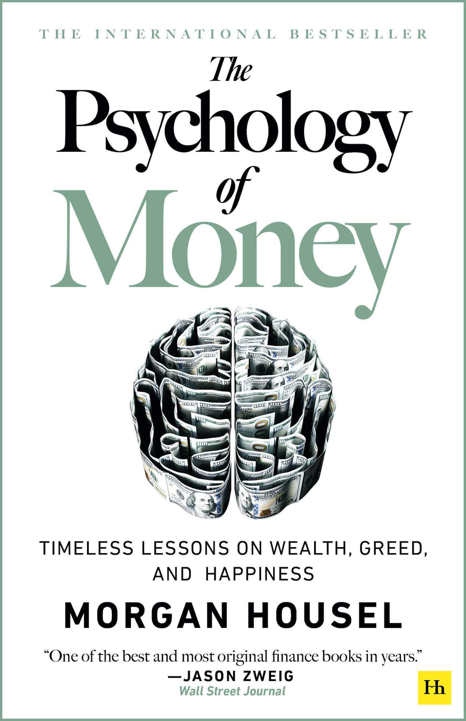 पैसाको बारे फरक दृष्टिकोण दिने पुस्तक 'साइकोलोजी अफ मनि' को सारंश