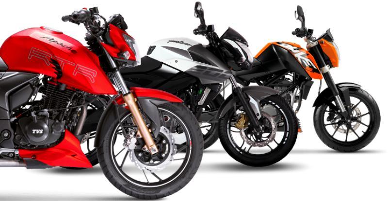२०० सेग्मेन्टका मोटरसाइकल बीच चर्को प्रतिस्पर्धा, तपाईंको रोजाइमा कुन ?