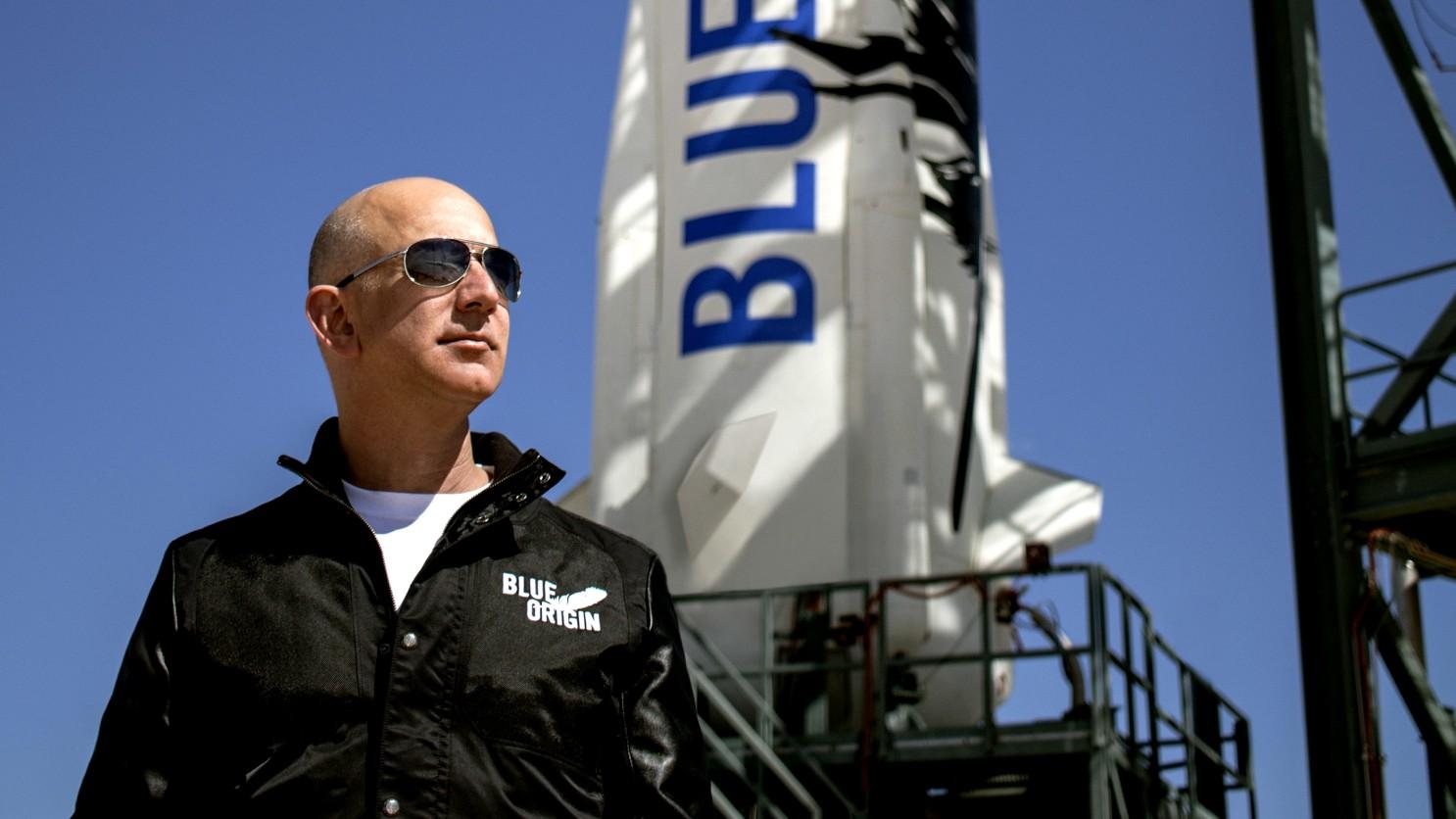 जेफ बेजोसकाे कम्पनी जुलाई २० देखि अन्तरिक्ष जाने तयारी, एक सिटकाे यस्ताे छ मूल्य