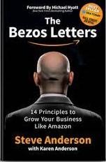 आफ्नो व्यवसायलाई एमेजन जस्तो बनाउन सिकाउने पुस्तक 'द बेजोस लेटर्स' को सारंश