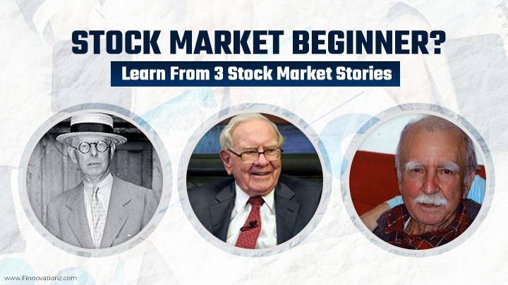 नयाँ लगानीकर्ताका लागि स्टक मार्केटः स्टक मार्केटका ३ कथाबाट सिक्नुहोस्