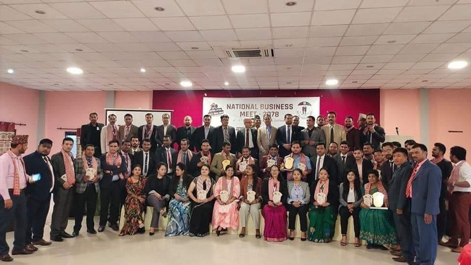 महालक्ष्मी लाइफको राष्ट्रिय सम्मेलन सम्पन्न